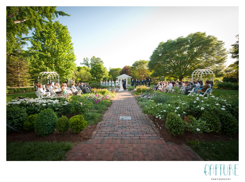 Richmond Virginia Lewis Ginter Wedding Photos