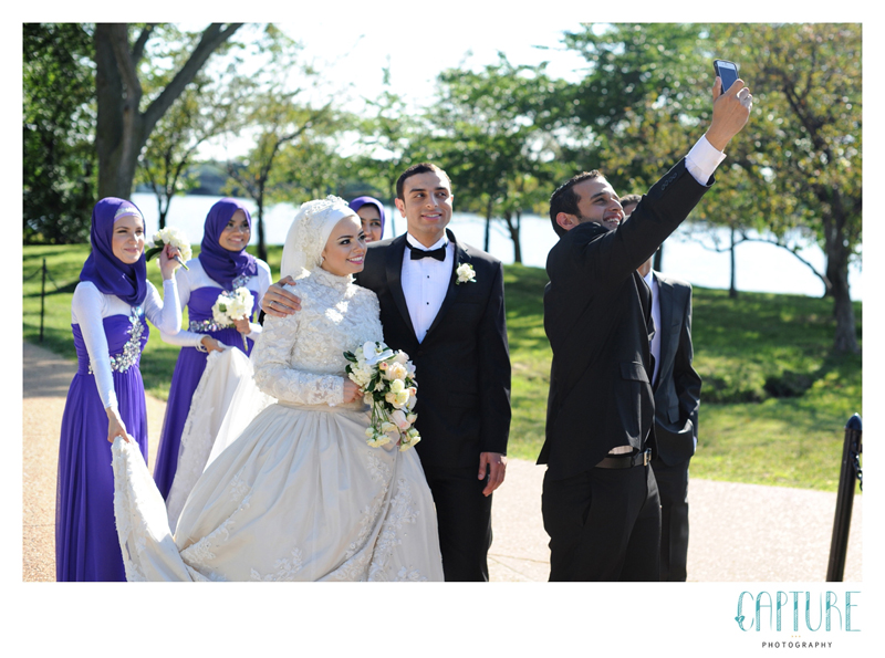Sarah and ahmed wedding