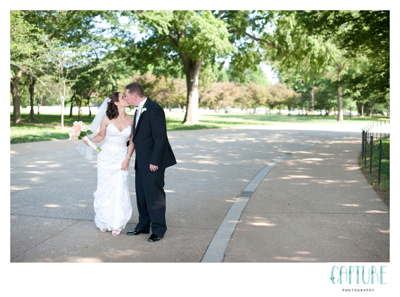 Top of the Town DC Wedding Photos